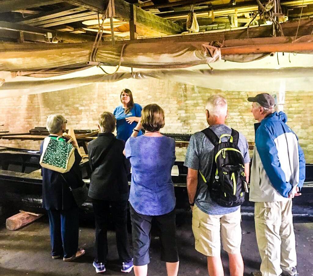Visit the gondola boatyard - Squero Tramontin